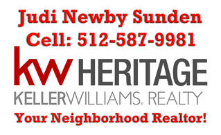 Judi Newby Sunden, Realtor Keller Williams Heritage