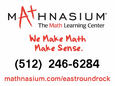 Mathnasium of East Round Rock