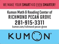 Kumon Math & Reading Center of Richmond Pecan Grove