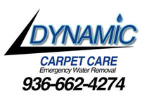 Dynamic Carpet Care and Emergency Water Removal