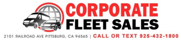 Corporate Fleet Sales