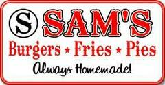 Sam's Burgers Fries and Pies