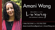Keller Williams - Amani Wang