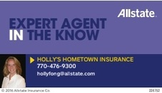 Holly's Hometown Insurance
