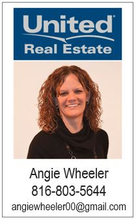 Angie Wheeler - United Real Estate