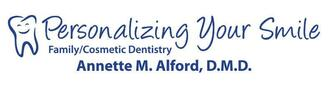 Dr Annette Alford - Personalizing Your Smile