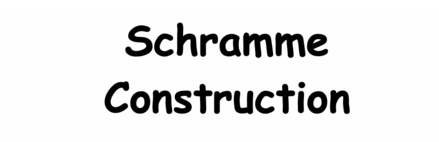 Schramme Construction
