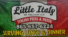 Little Italy Italian Pizza & Pasta