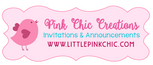 Pink Chic Creations