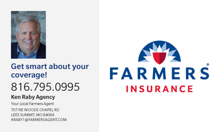 Ken Raby Agency Farmers Insurance